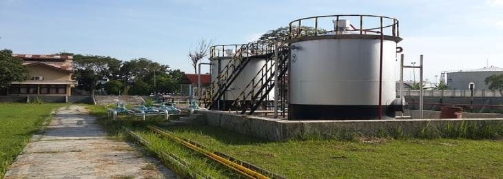 Oil Storage Includes Surface Tanks, Ground Tanks,
