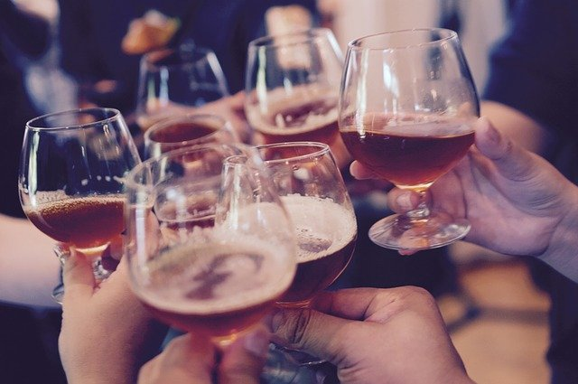 Alcohol May Reduce Risk of Alzheimers, a New Study Reports