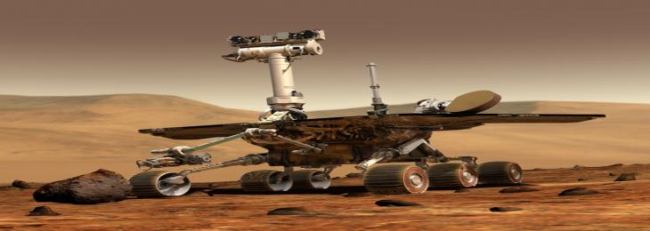 NASAs Mars Rover Carries Laser Retroreflectors