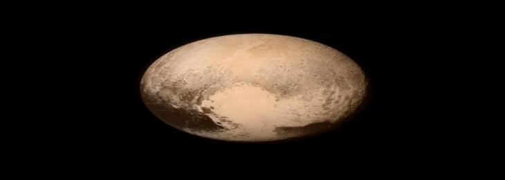 Research Reveals Key Insights about the Icy Haze Surrounding Pluto