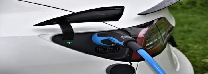 The Shetland Islands have the world's first tidal-powered electric vehicle charging station
