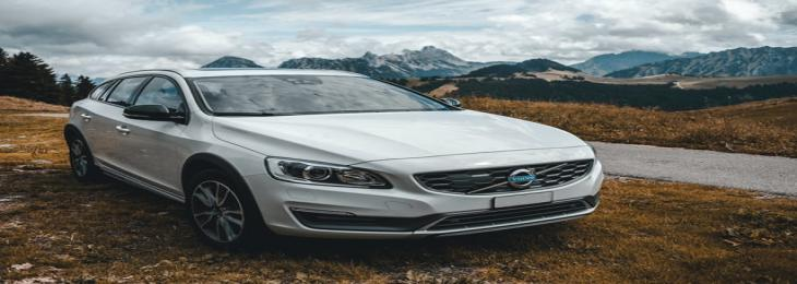 Volvo's Fast Charging Concept Nears 600 mile EV Path